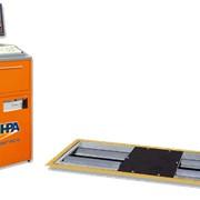 Роликовый тормозной стенд для легковых автомобилей и микроавтобусов фото
