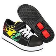 Роликовые кроссовки Heelys Нх2 для мальчиков Spiffy X2 770717 фото