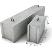 Фундаментные блоки 12-3-6 фото