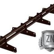 Снегозадержатель универсальный трубчатый ЦМК 45*25 мм СТАНДАРТ+ длина 3 метра фото