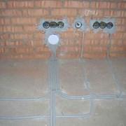 Разводка электрики в квартире и доме фото