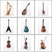 Музыкальные инструменты фото