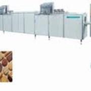 Линия YQD400-2 для производства шоколадного драже фото