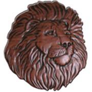 Декоративный элемент Лев фото