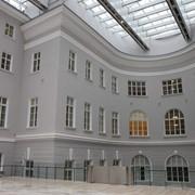 Реставрация архитектурных зданий в г. Астана фото