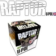 Защитное покрытие повышенной прочности Raptor фото