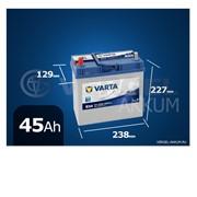 Батарея Varta Blue Dynamic 45Ah B34 прямая полярность фото