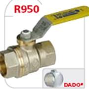 """Кран шаровый Giаcomini R950 1"""" DADO (вода) фото"""