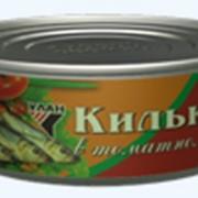 Килька в томатном соусе фото