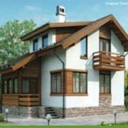 Проектирование домов из несъемной опалубки фото