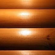 Доски обшивочные, вагонка деревянная Блок-хауз фото