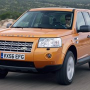 Land Rover Freelander фото