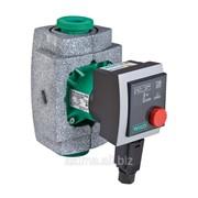 Циркуляционный насос с мокрым ротором с резьбовым соединением, электронно-коммутируемым мотором EC, и встроенным электронным регулированием мощности Wilo Stratos Pico . фото