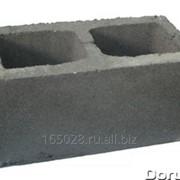Блок пескобетонный фото