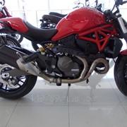 Мотоцикл Ducati Monster 821 фото