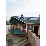 Солнечные модули-панели, Оборудование для использования энергии солнца, Системы электрические для частных домов, Системы для нагрева воды фото