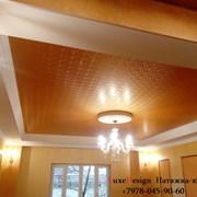 Декоративные натяжные потолки LuxeDesign фото