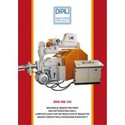 Пресс брикетировочный, ударно-механический BRIK MB100 фото