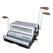 Брошюровщик (Переплетная машина) WireMac DUO (3:1, 2:1) А3 фото