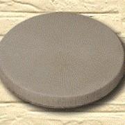 Бетонная плитка Круг 500x50±5 фото