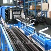 Линия для производства водосточных систем (водостоков) фото