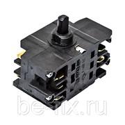 Переключатель мощности конфорок для электроплиты Indesit EGO 41.32723.010 C00049824. Оригинал фото