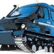 Транспортеры снегоболотоходные ГАЗ-3409 BOBR фото