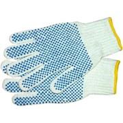 Перчатки трикотажные х/б в 4 нити фото