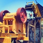 Дробилка щековая СМД-108. фото