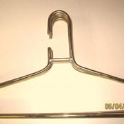 Вешалки-плечики латунные усиленные Золотое кольцо2 фото