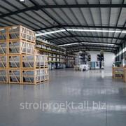 Проектирование складских помещений фото