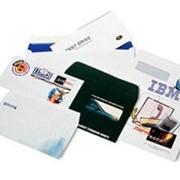 Конверты, печать на конвертах, фирменные конверты фото