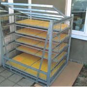 Контейнер для перевозки птиц 5-ти ярусный 000-АС.6000-00 фото