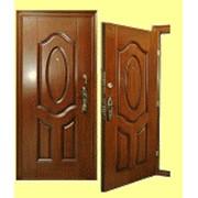 Дверь металлическая модель YD 21 фото