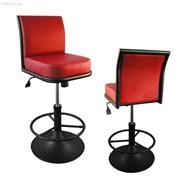Стулья для казино N04-05, стулья с возвратно-поворотным механизмом фото