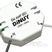 Усилитель радиосигнала для датчиков движения EM AMP 001 фото