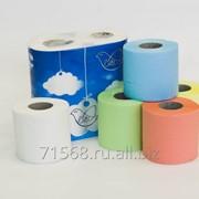 Туалетная бумага «LOTTI» БЕЛАЯ фото