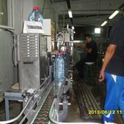 Аппарат розлива воды на 5л тару фото
