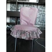 Пошив чехлов на стулья, Киев фото