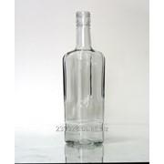 Стеклянная бутылка под алкогольные напитки - BlackJack-500 фото