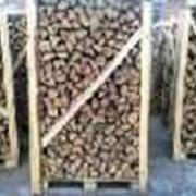 Дрова сосновые, колотые фото