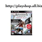 Игра Assassin's Creed 4 Black Flag (русский язык) (ps3) фото
