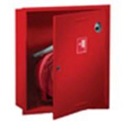 Шкафы пожарные ШПК-01 (310)В (красный, белый),(открытый,закрытый) фото