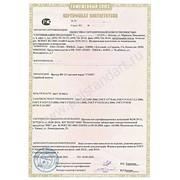 Таможенные сертификаты фото