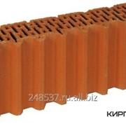 Керамический блок Porotherm 51 1/2, доборный элемент поризованный фото