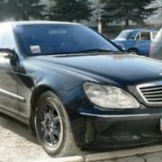 VIP такси в Симферополе фото