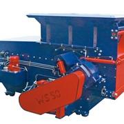 Одновальный шредер WS 50 фото