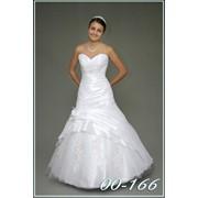 Платье свадебное 00-165 фото