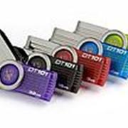 Флеш USB-накопитель Kingston DataTraveler (16 Гб) фото