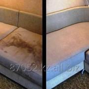 Чистка диванов на дому фото